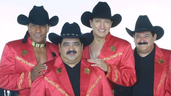 De izquierda a derecha: Lupe, 'Choche', Ramiro y Javier.