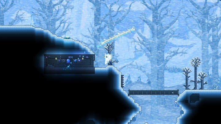 Terraria won't be coming to Stadia.
