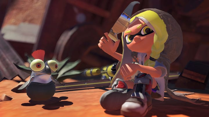 Splatoon 3 announced at Nintendo Direct
