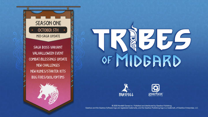 Here's what we know so far about the Tribes of Midgard Mid-Saga update early next month.