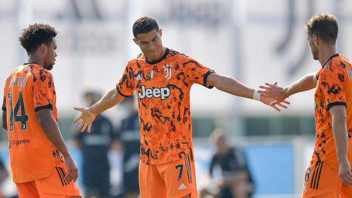 VÍDEO | El gol de Cristiano Ronaldo en el debut de Andrea Pirlo como entrenador de la Juventus