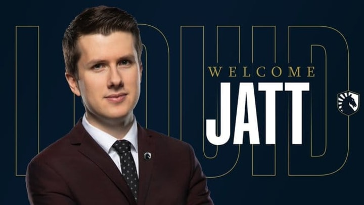 Jatt joined Team Liquid as its League of Legends coach on Monday.