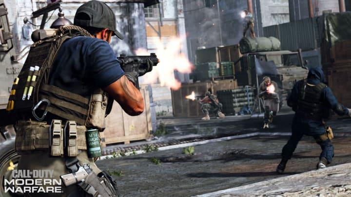 Call of Duty: Unlimited Guns Glitch