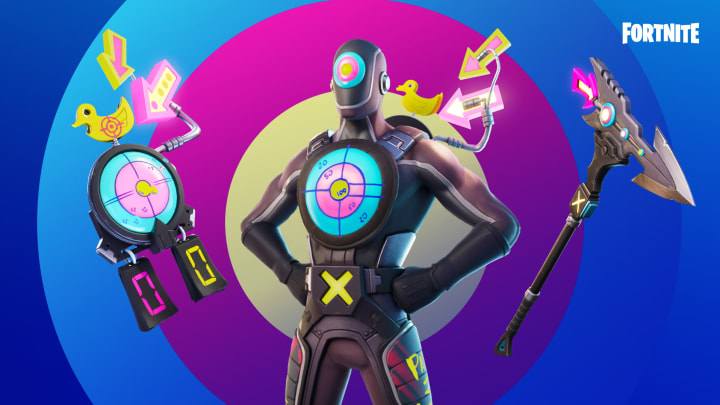 Here's how to collect the floating rings at Lazy Lake in Fortnite.