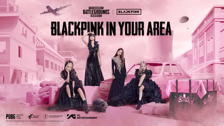 Blackpink set to collab with PUBG Mobile adding new content