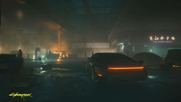 """Players encountered a game-breaking bug in Cyberpunk 2077 concerning a braindance sequence in the side job """"The Hunt."""""""