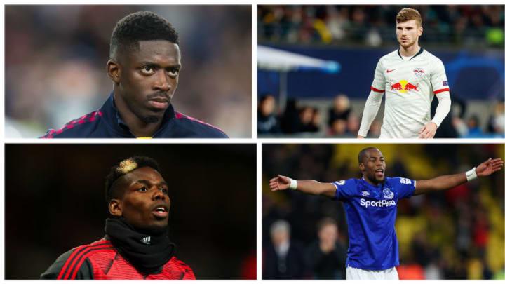 Pogba, Werner, Dembélé et Sidibé au coeur de l'actu transfert aujourd'hui !