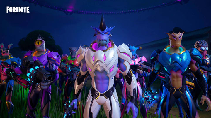 Fortnite has many skins for players to get personal for their player, here's how to get some free skins.   Photo by Epic Games