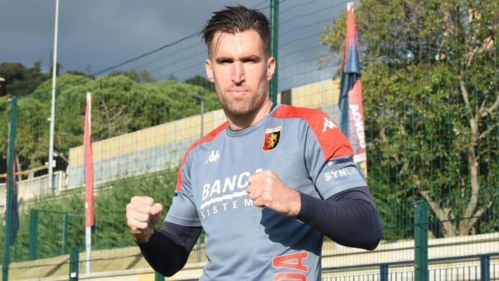Kevin Strootman prêté au Genoa par l'OM.