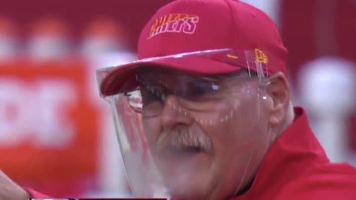 Any Reid face shield.