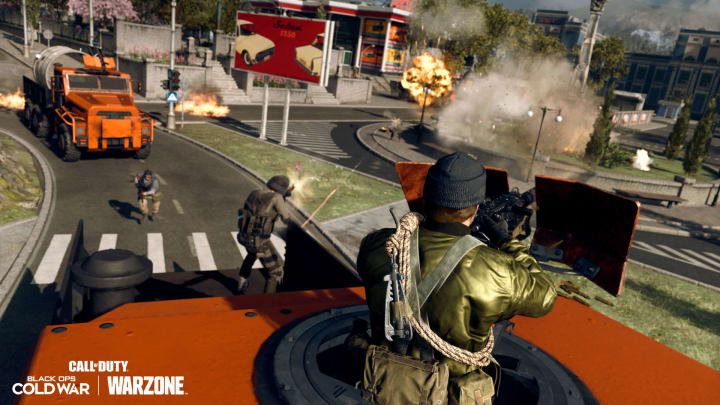 Here are the top five weapons to use in Call of Duty: Warzone Season 4 Reloaded.