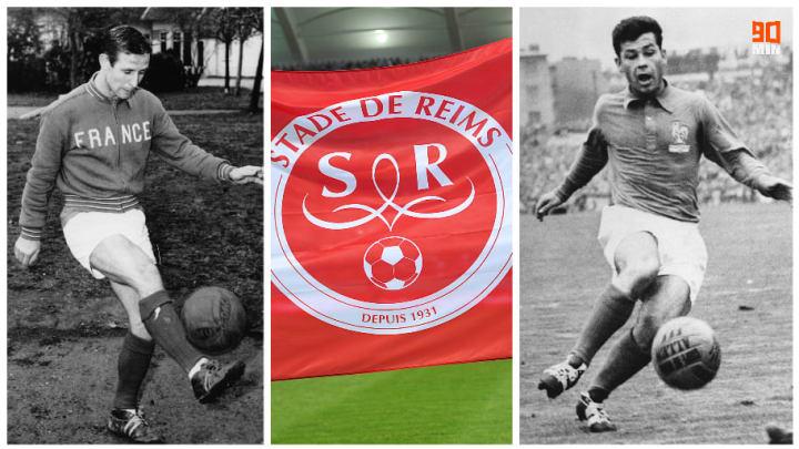 Le Stade de Reims a connu parmi les plus belles heures de l'histoire du football français.