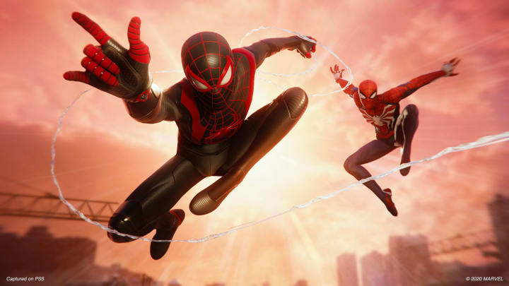 Where to get the Best Fries in Town as Miles Morales in Spider-Man.