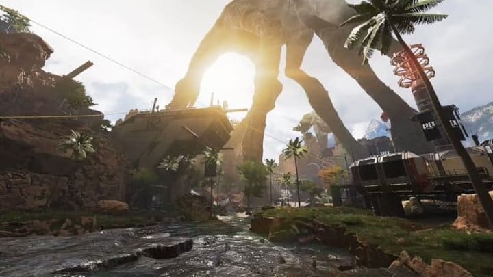A new Kings Canyon arrives in Apex Legends