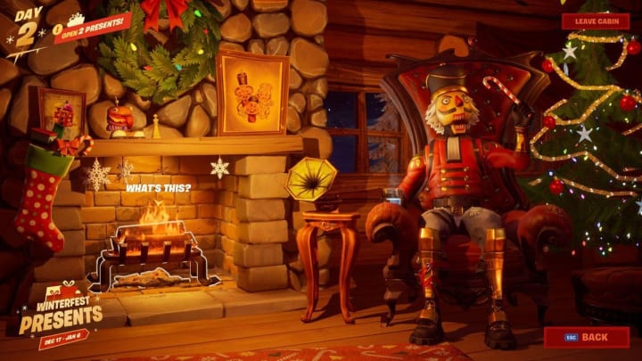 Last year's Fortnite Winterfest brought players various rewards, and we are hoping that this year's edition brings more of the same.