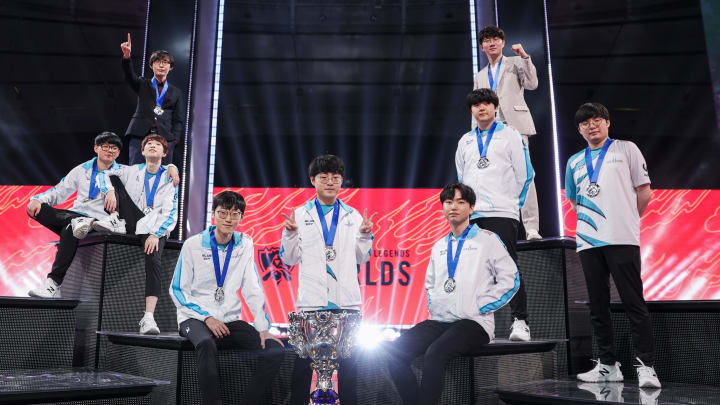 A quarter of the League of Legends Worlds prize pool will go to Damwon Gaming