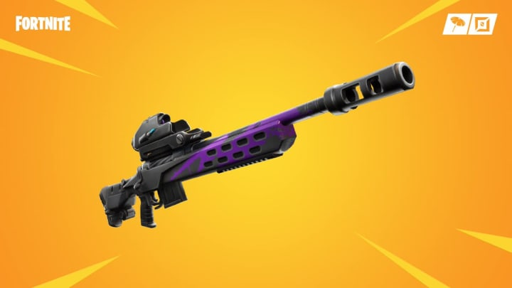 The method on how to get the Storm Scout Sniper in Fortnite has changed