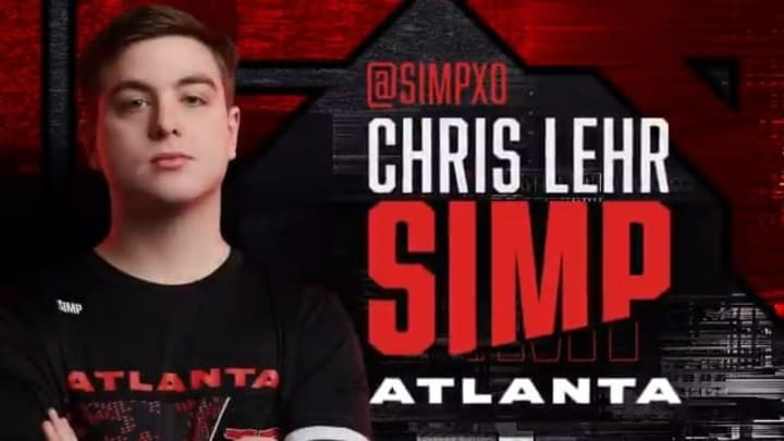Simp is a nominee for Call of Duty League MVP.