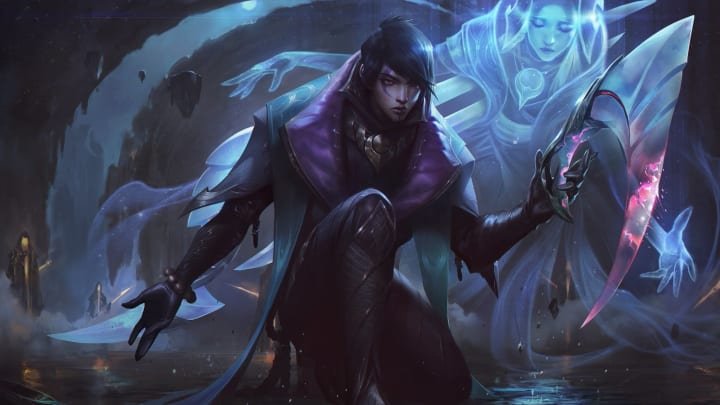 Aphelios is the worst AD Carry in League of Legends Patch 10.16.