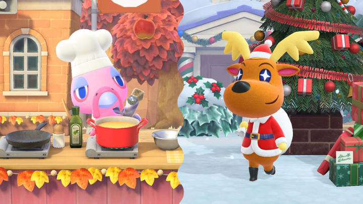 How do you get the Yule Log in Animal Crossing: New Horizons?