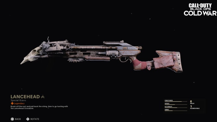 Warzone players can obtain the R1 Shadowhunter crossbow for free by completing a challenge.