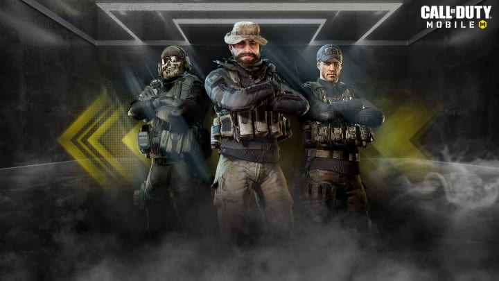 call of duty mobile skins season 6