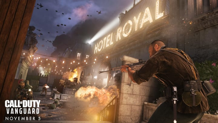 The Call of Duty: Vanguard Beta is set to take place over the course of two weekends, starting on Sept. 10, 2021.