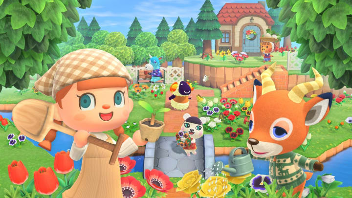 Animal Crossing New Horizons Hybrid Flower Guide