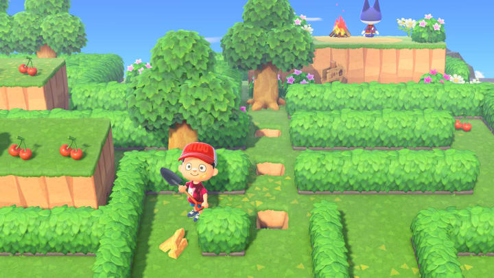 """""""Mayday"""" is right, according to some Animal Crossing fans."""