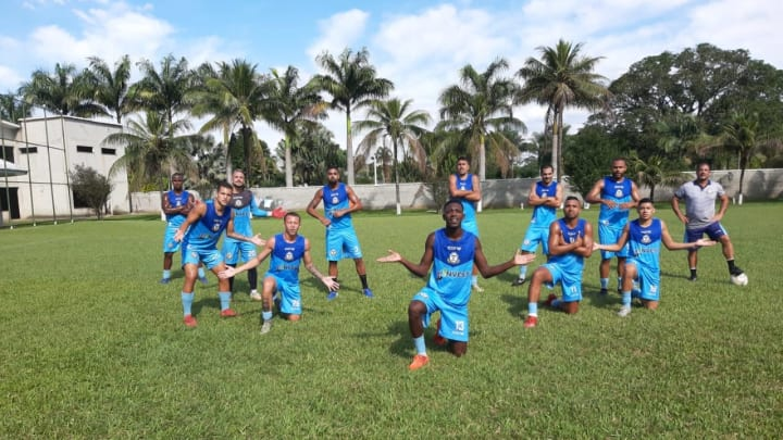 Macaé segue preparos para duelo contra o Fluminense.
