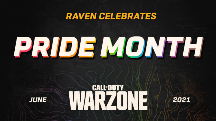 Raven Software, one of the studios behind the scenes of Call of Duty: Warzone, has published special Calling Cards to celebrate LGBTQ+ Pride Month.