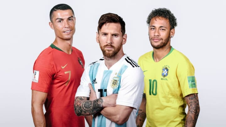 Cristiano Ronaldo Lionel Messi & Neymar are the highest earning footballers on Instagram