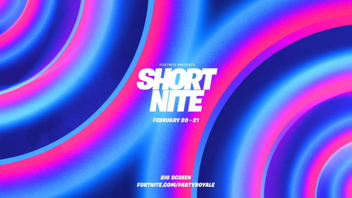 Short Nite will show players 12 short films in-game.