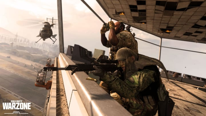 Free-to-play Warzone Players on PC now have two-factor authentication