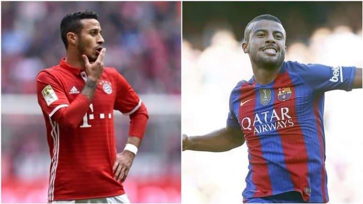 En distintos momentos, los dos hermanos han ganado la Copa de Europa con el Barcelona