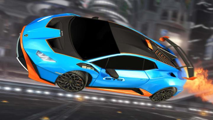 Rocket League Lamborghini Hitbox