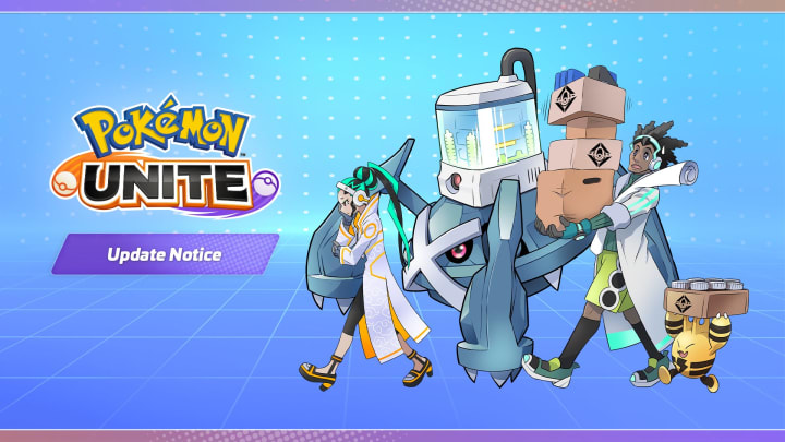 Pokemon UNITE received a short update on Wednesday, Sept. 8, featuring a slew of bug fixes and shop updates, as well as a buff to Blissey.