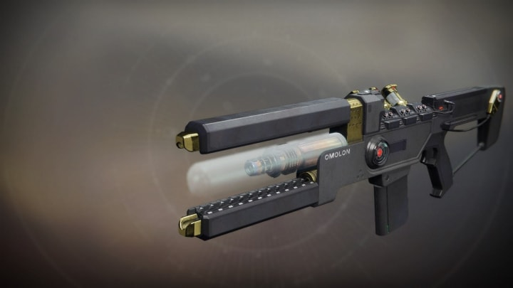 This gun is volatile, but can be very powerful