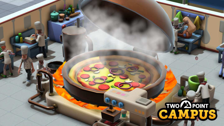 Two Point Campus is a comedic building simulation sandbox game that takes the action from the hospital to college.