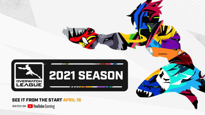 Overwatch League 2021 kicks off April 16.