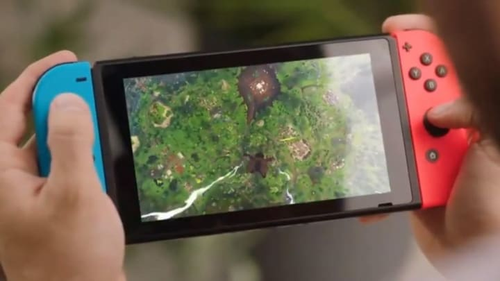 Fortnite fans are wondering can you play Fortnite on the Nintendo Switch Lite.
