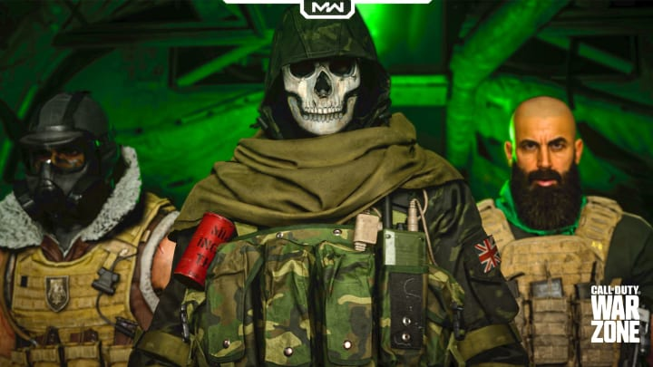 Using a gas mask is vital to a player's survival in the gas in Warzone.