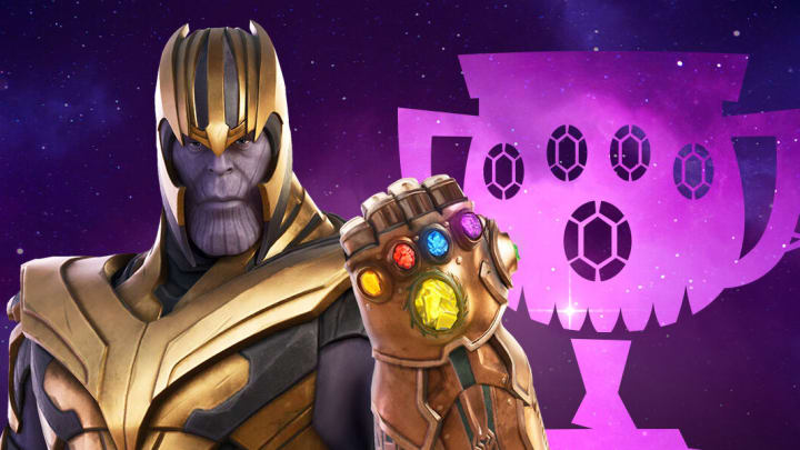 The Thanos Cup is coming to Fortnite.