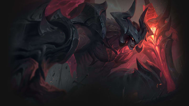 Ranked split in League of Legends will be coming to an end on Aug. 10.
