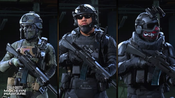Modern Warfare Season 5's latest trailer introduces three new operators.