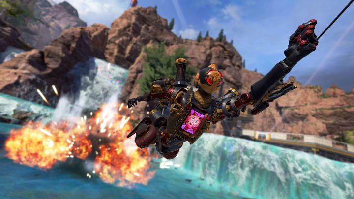 Apex Legends developers could be looking to make some changes to aim assist for controller players.
