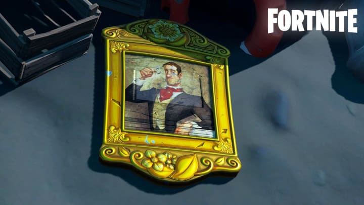 Family portrait in Fortnite is one of the challenges for Season 5, Week 12.