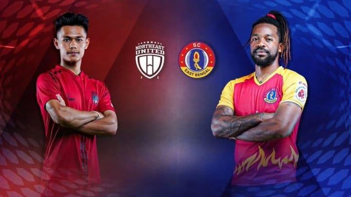 NorthEast United vs SC East Bengal