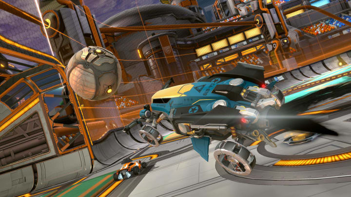 Rocket League's off-season doesn't provide players much time to practice their skills.
