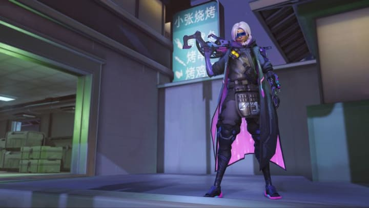 Cybermedic Ana is the first skin to be rewarded in the event